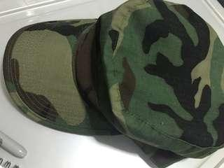 Army Camo Cap Unisex