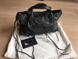 Used Balenciaga City bag