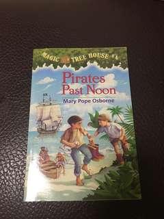 Kids book -Magic Tree House series (4/7/9)