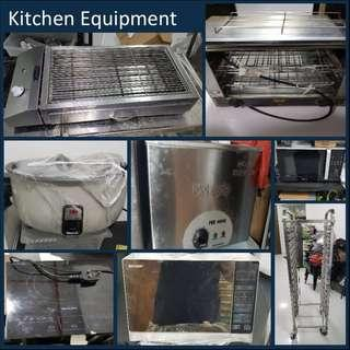 Clearing Stock - Commercial Used F&B equipment