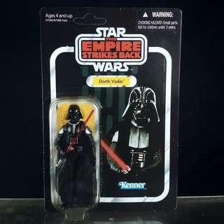 """Hasbro Star Wars VC The Vintage Collection VC08 Empire Strikes Back DARTH VADER 3.75"""" (2010) Kenner"""