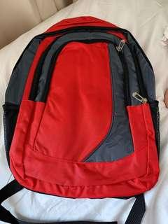 """Red Laptop Backpack (13"""")"""