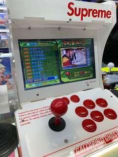 Superme demo機 雙mon月光寶盒6s 1388隻遊戲。前後對打