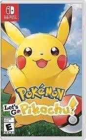 🚚 Nitendo Switch Game - Pokémon Go Pikachu