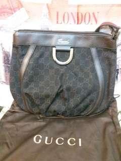 全新Gucci斜揹袋