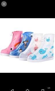 成人或兒童防水鞋套