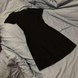 Zara Inspired ASOS Shift Dress #Dressforsuccess30