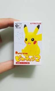 Authentic Pikachu Figurine