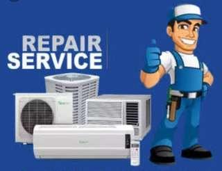 AC Cleaning & Service  Ac Surabaya