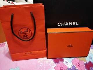 正品品牌紙袋、盒子