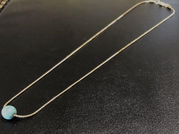 1  Master Turquoise stone necklace  MASTER TURQUOISE NECKLACE