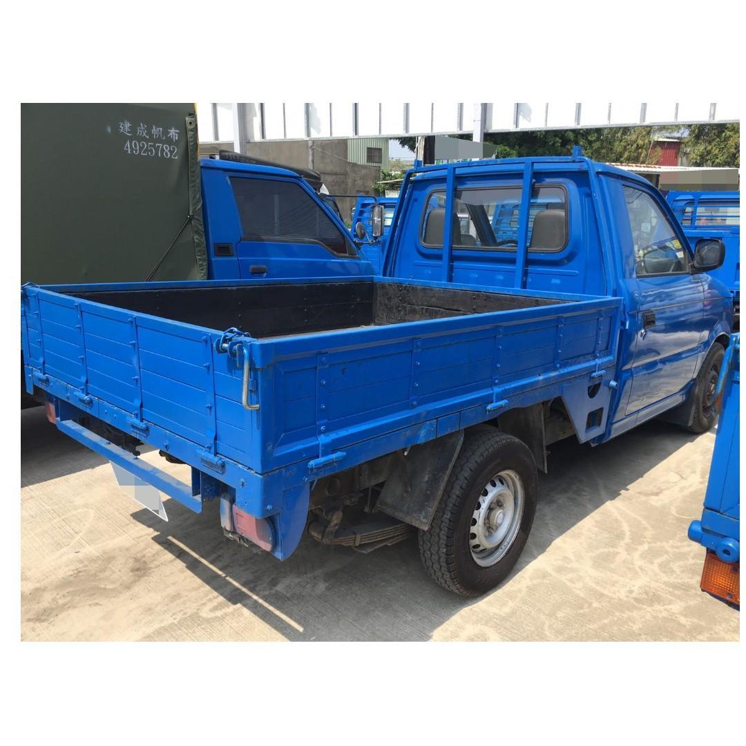 2002年 福利卡 FREECA 手排 貨車〈里程14萬〉2.0L