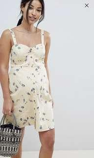 🚚 ASOS Maternity Sundress