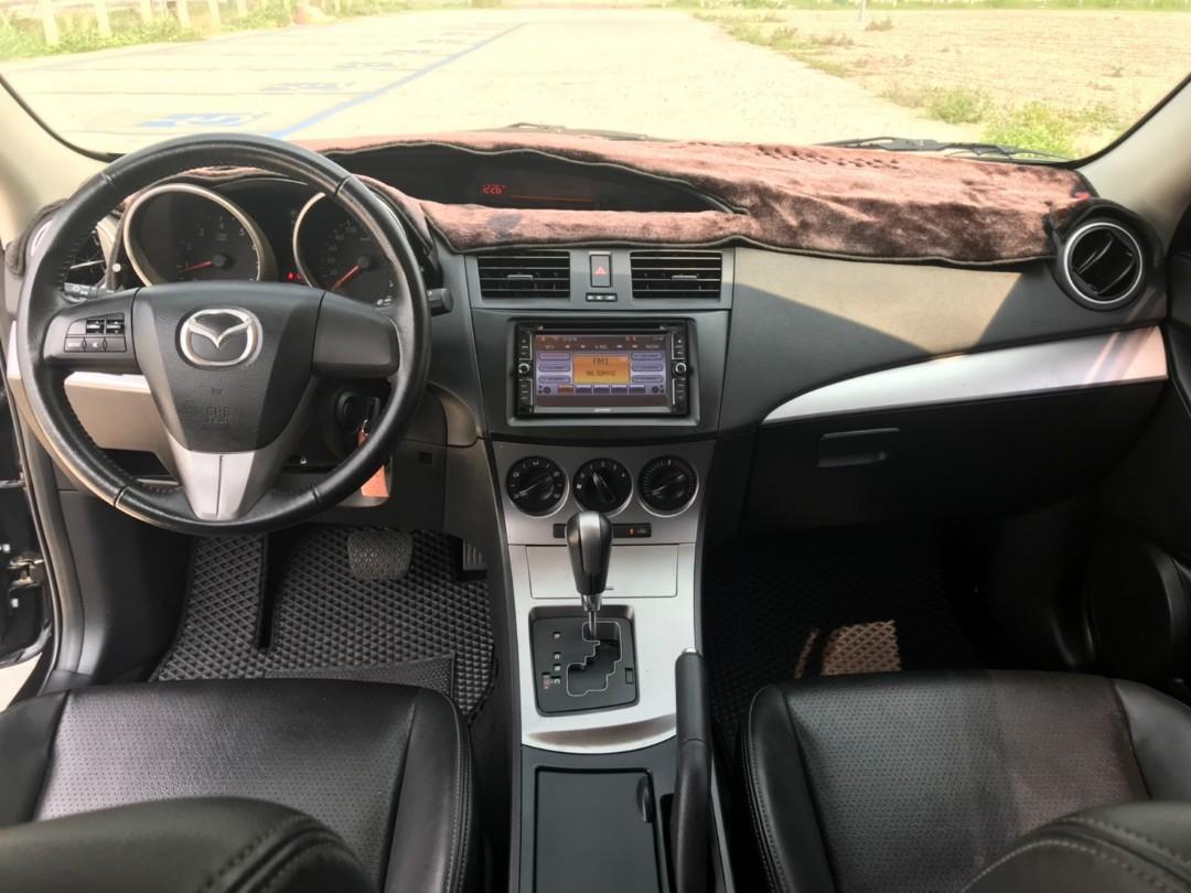 2011 1.6 Mazda3
