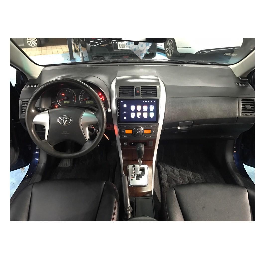 2012年 TOYOTA ALTIS 1.8E 就賣23.8萬~~ 非自售 一手 女用車