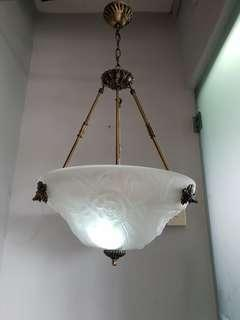 Imported, high quality ceiling light