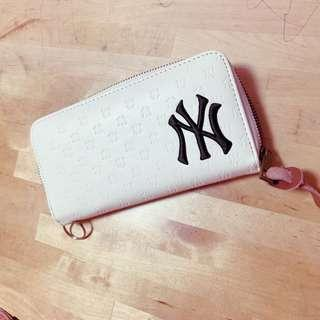 【日本进口】[美国联盟棒球]手拿钱包迷你洋基队YN女士MLB包邮
