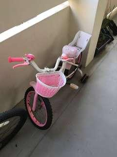 Kids Bicycle (Moving out sales)