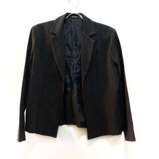 Black Blazer St. Yves