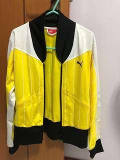 Authentic Puma Jacket