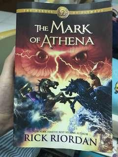 The Mark of Athena - Percy Jackson