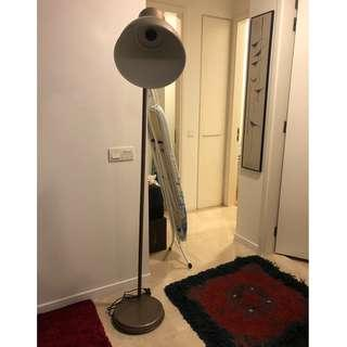 Brand New Modern Copper Floor Lamp