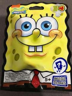 Mega Bloks sponge bob