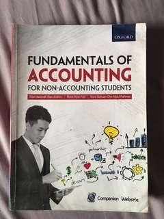 Fundamental Of Accounting: For Non-Accounting Students #50TXT