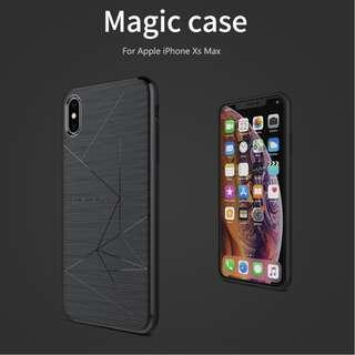 Iphone XS Max / Xr Magic Case Full Coverage Casing Magnetic