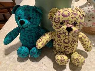 Lane Crawford bears a pair