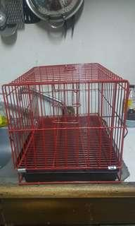 Pet Cage for Small Breeds