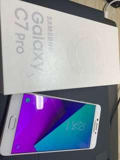 Samsung C7 Pro 64gb - Rose Gold