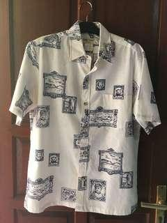 Hawaiian Shirt by Cooke Street Size M