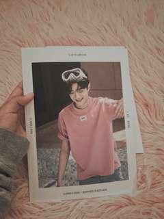 Wanna One x Summer Package Photobook