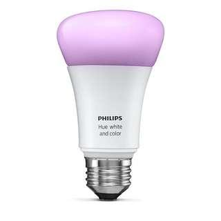 Philips hue e27 White and color ambiance 單膽