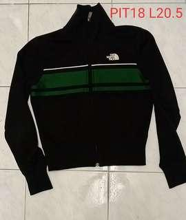 the north face tracktop vintage
