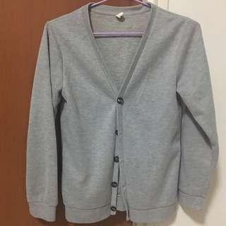 Grey Jacket/ Cardigan