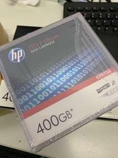 HP LTO-2 Ultrium data cartridge