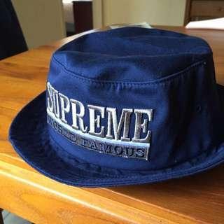 Supreme University Crusher (S/M) fisherman hat