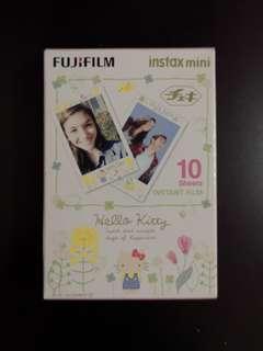 Expired Fujifilm Instax mini film