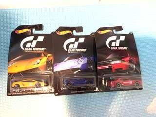 Hot wheels GT x3 全新GT 車仔