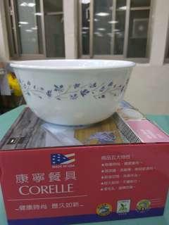 🚚 [Ericaca 愛挖寶] 康寧玻璃餐具~碗,全新未使用~特價300元💕
