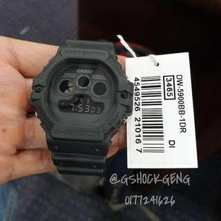 G-SHOCK DW-5900BB-1 / DW5900 All Black