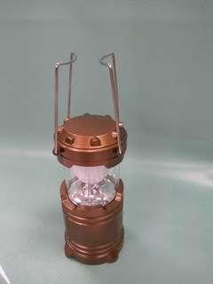 🚚 [Ericaca 愛挖寶] 露營好夥伴~Led露營燈,全新未使用~特價150元💕