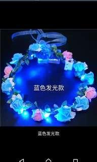 花女頭飾頭環