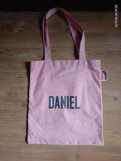 KANG DANIEL LAP OFFICIAL ECO BAG.