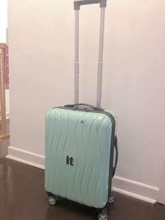 IT Light Blue Luggage