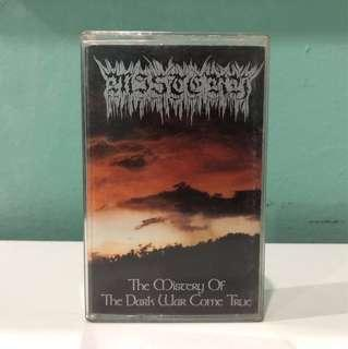Mistery The Mistery Of The Dark War Come True Cassette