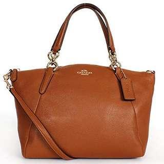 Coach Bag kelsey small satchel
