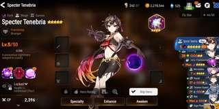 🚚 NEW EPIC7 ACC with Moonlight Specter Tenebria